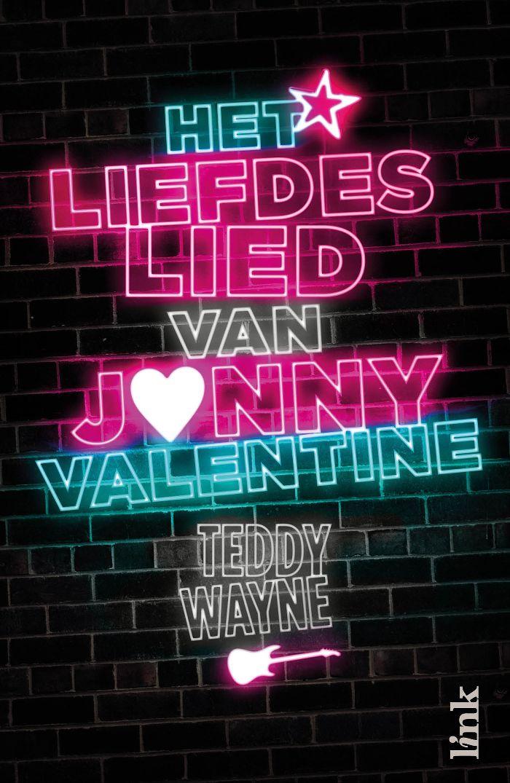 Het Liefdeslied van Jonny Valentine (e-book)