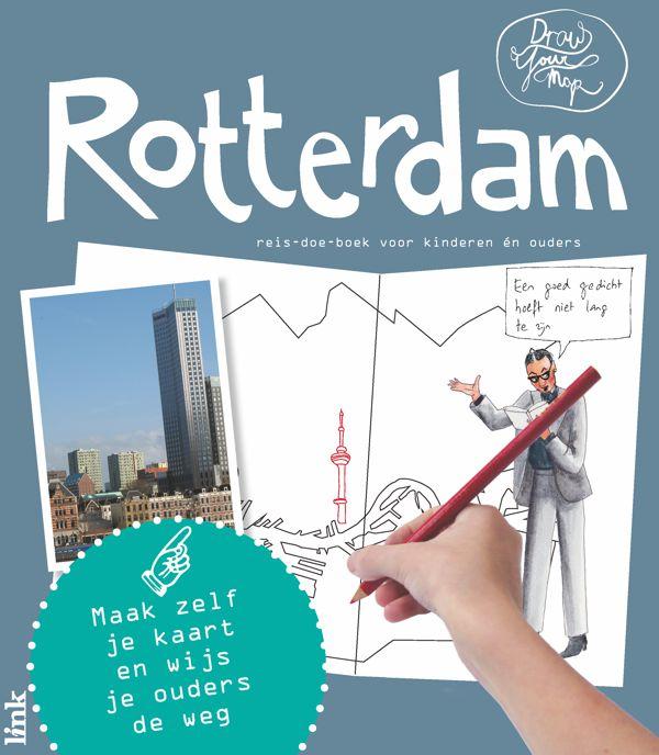 DrawYourMap Rotterdam