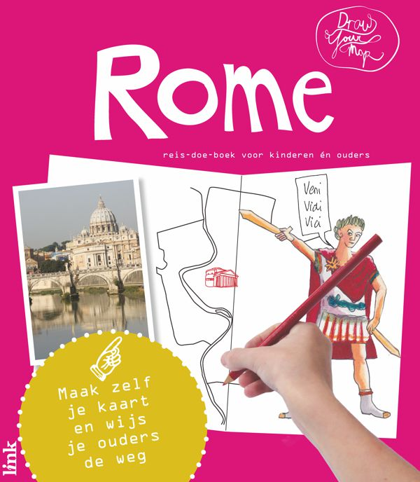 DrawYourMap Rome