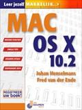 Leer jezelf MAKKELIJK... Mac OS X 10.2