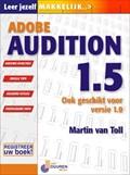 Leer jezelf MAKKELIJK... Adobe Audition 1.5