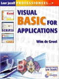 Leer jezelf PROFESSIONEEL... Visual Basic for Applications
