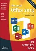 Het Complete Boek: Microsoft Office 2013