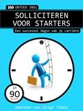 Ontdek snel: Solliciteren voor starters (e-book)