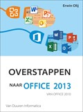 Overstappen van Office 2010 naar 2013