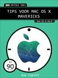 Ontdek snel: Tips voor Mac OS X Mavericks (e-book)