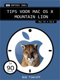 Ontdek snel: Tips voor Mac OS X Mountain Lion (e-book)