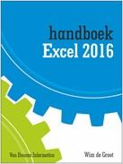 omslag Handboek excel 2016