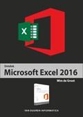 Ontdek Excel 2016