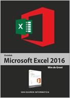 omslag Ontdek Excel 2016