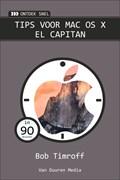 Tips en trucs voor Mac OS X El Capitan