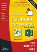 Het Complete Boek: Excel VBA voor professionals, 2e editie