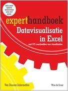 omslag Experthandboek datavisualisatie in excel