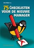 75 Checklisten voor de nieuwe manager (e-book)