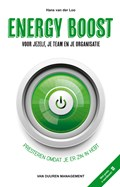 Energy boost voor jezelf, je team en je organisatie (e-book)