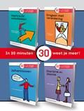 Psychologie in 30 minuten - pakket van 4 boeken