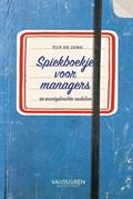 Spiekboekje voor managers