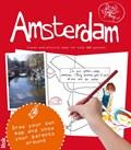 DrawYourMap Amsterdam - Engelse editie