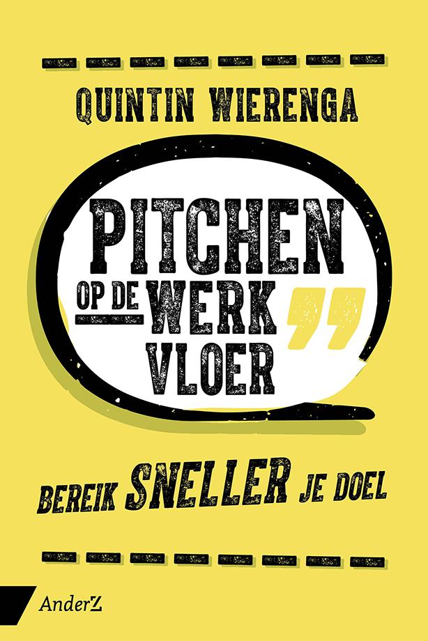 Pitchen op de werkvloer (audiobook)