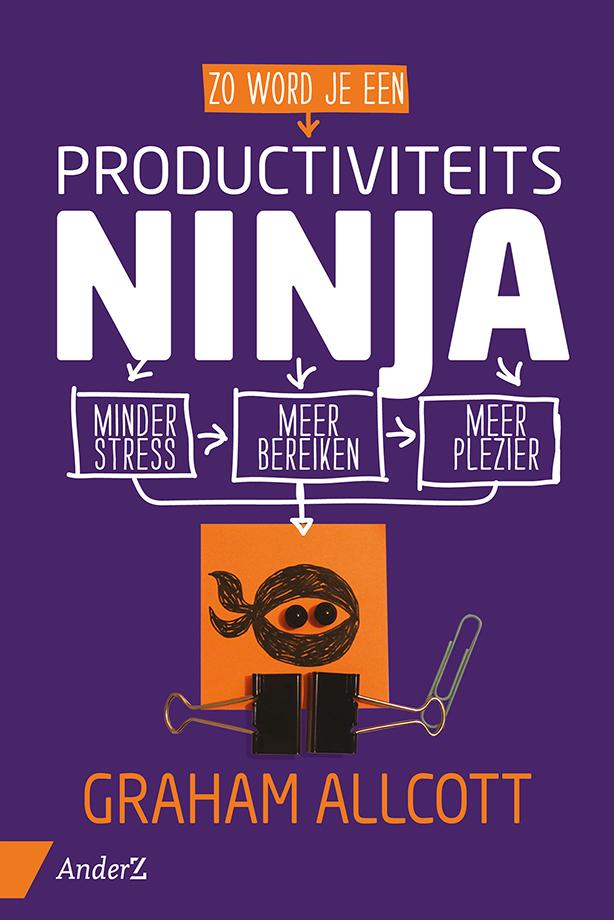 Zo word je een ProductiviteitsNinja (e-book)