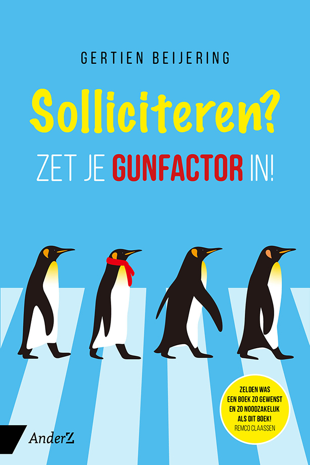 Solliciteren? Zet je gunfactor in!