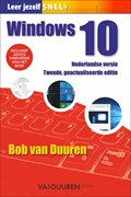 Leer jezelf SNEL... Windows 10, 2e editie