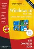 Het Complete Boek Windows 10, 3e editie