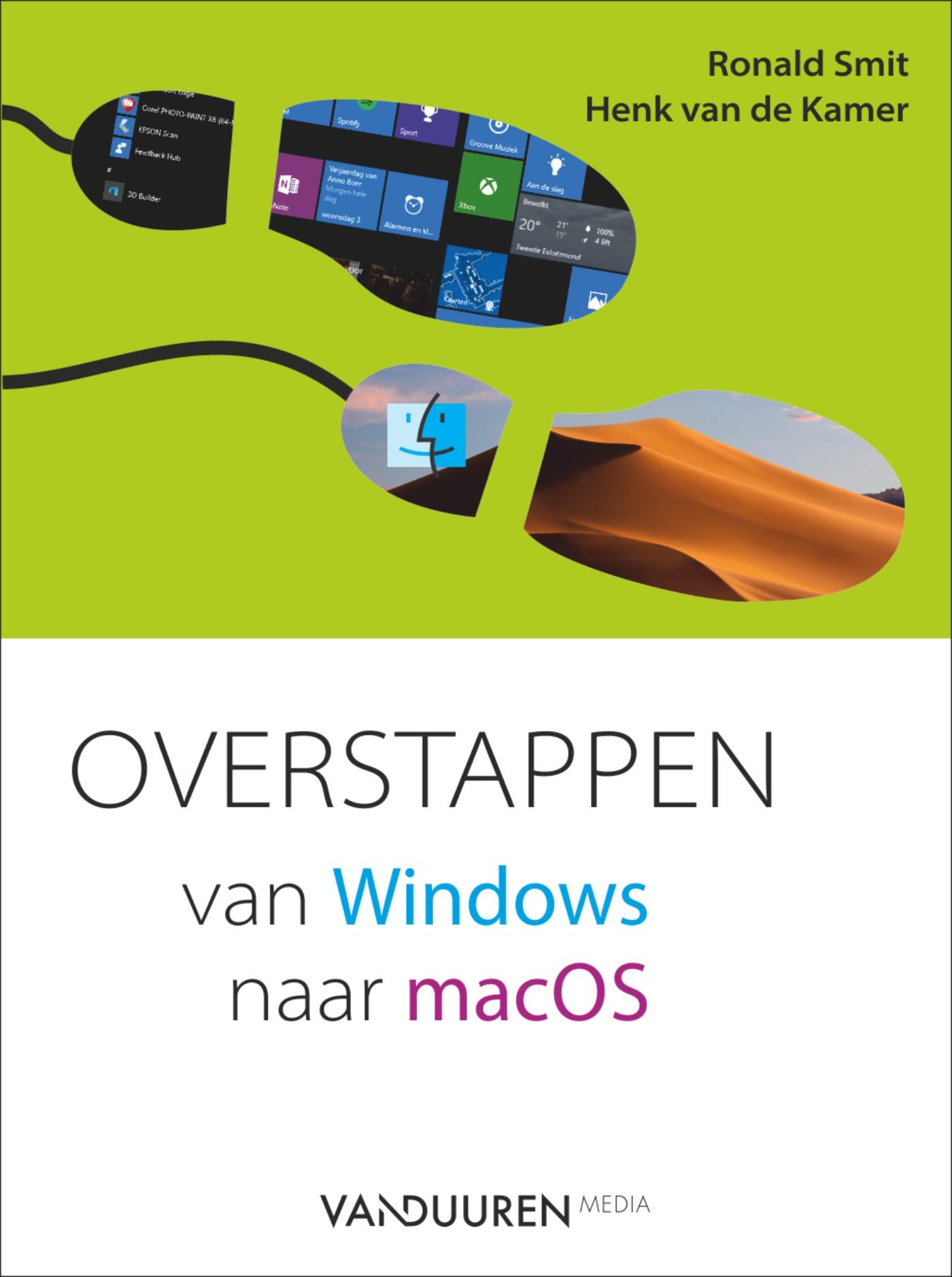 dc436ce776ba0f Overstappen van Windows naar macOS - Van Duuren Media