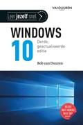 Leer jezelf SNEL... Windows 10, 3e editie