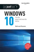 Leer jezelf SNEL... Windows 10, 4e editie