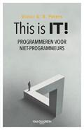 Programmeren voor niet-programmeurs