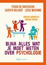 Bijna alles wat je moet weten over psychologie